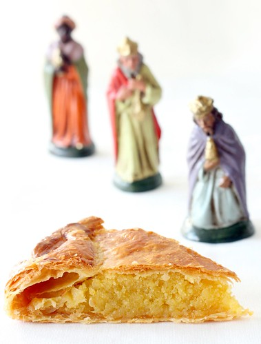 three kings pie