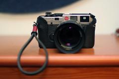 806_1 (Brad Maestas) Tags: camera leica classic leather 50mm panda cosina voigtlander rangefinder f1 case porn half strap pr0n f11 m6 nokton cv gordy artisanartist