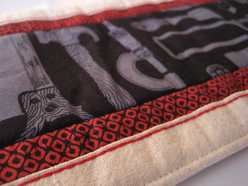 Bodum cozy detail by Poppyprint