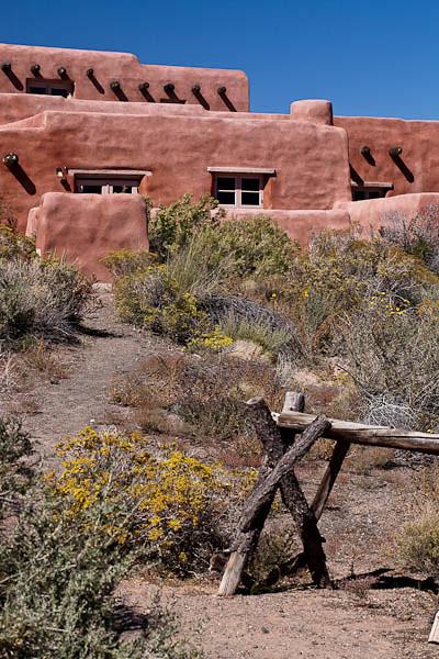 Garden at the Painted Desert Inn II
