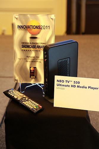 NETGEAR Neo TV 550