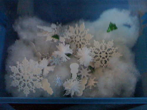 Winter/January Sensory Box