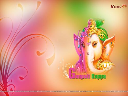 Wallpaper Of Ganesh Ji. God Ganesha Wallpapers