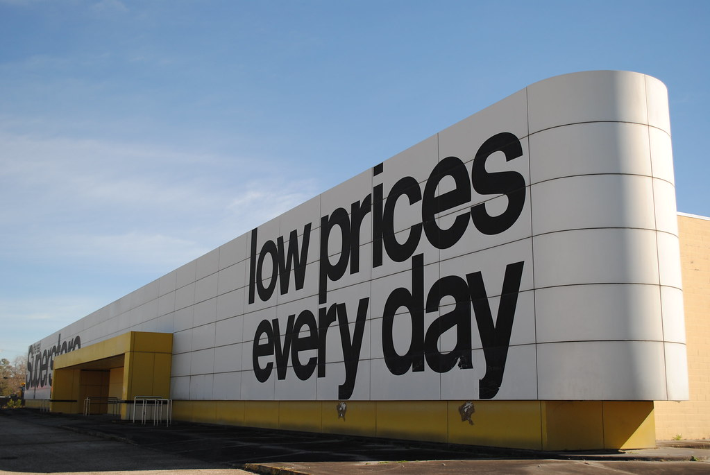 used to have low prices every day