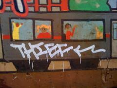 THIEF (billy craven) Tags: chicago true graffiti thief d30 fact