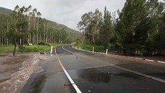 Mt Glorious, Jan 2011 (teejaybee) Tags: crossing flood australia queensland mtglorious somersetdam