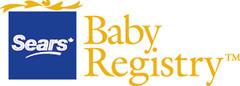 Sears Baby Registry