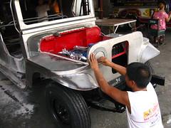 2011-01-07, saraocraft friday 009 (saraocraft) Tags: philippines arts culture transportation local nazareno pinoy jeepney andas saraocraft saraojeepney saraomotorsinc saraocompound