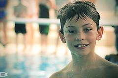 Swimmer Boy (Adam Haranghy) Tags: school boy water pool kids swimming swim children wasser schwimmen teen teenager adolescent