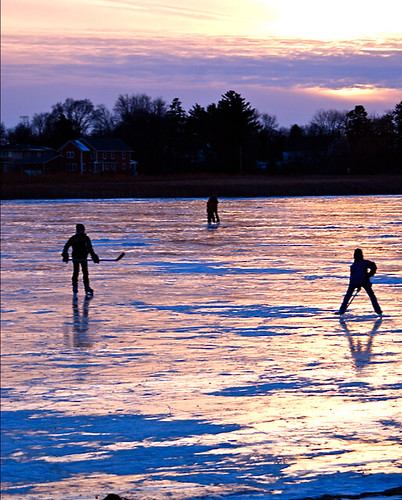 Lake Hockey 1