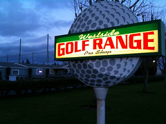 Westside Golf Range and Pro Shop in Vancouver WA