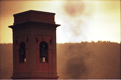 Bells (v.leoni) Tags: film analog fuji m42 tele 135 f18 fujicolor200 llc praktica 135mm porst redscale 13518