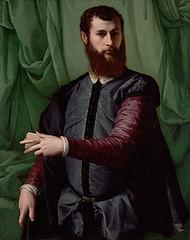 Salviati Francesco, Portrait of a Man