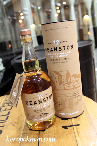 Deanston Highland Single Malt Scotch Whisky