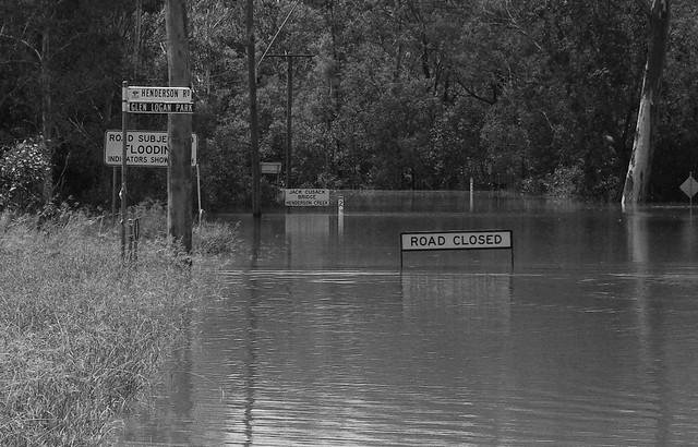 floods Jimboomba
