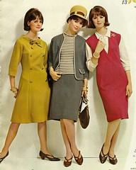 24 (Millie Motts) Tags: fashion vintage spiegel catalog 1964