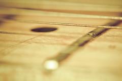 Grimey (Matt Kursmark) Tags: macro guitar dirty strings grimey