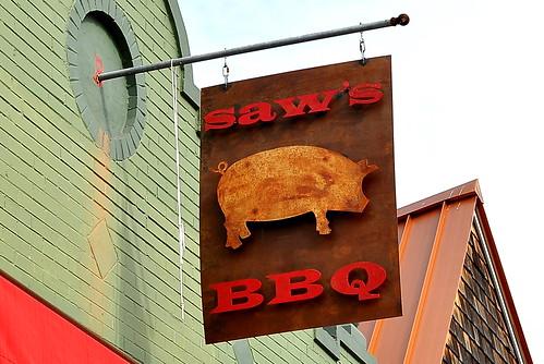 Saw's BBQ - Birmingham