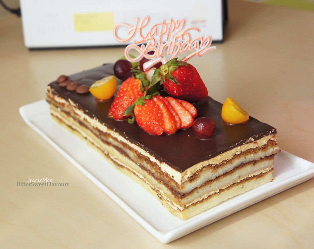 Opera Cake Decoration Have Been an Opera Cake