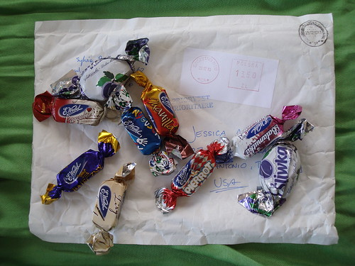 Polish candy!