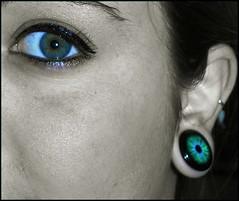 L'occhio che scruta l'universo  l'occhio dell'universo stesso. (L *) Tags: