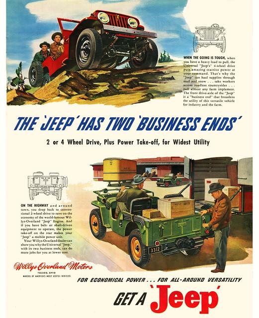 Jeep slavi 70 godina
