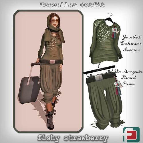 Traveller Outfit : TDR