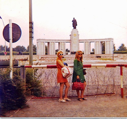 Border, East Berlin