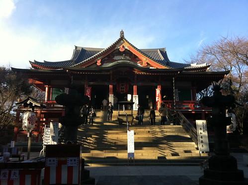 Ryusenji Temple Meguro Fudo 瀧泉寺(目黒不動)