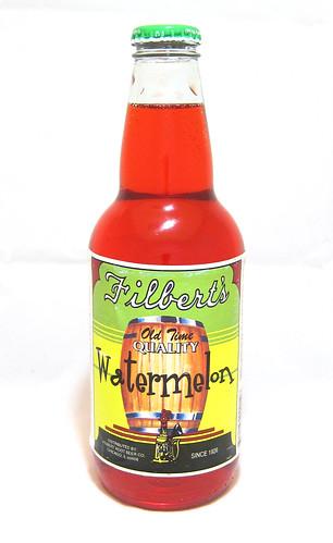 Weird Soda: Filbert's Watermelon