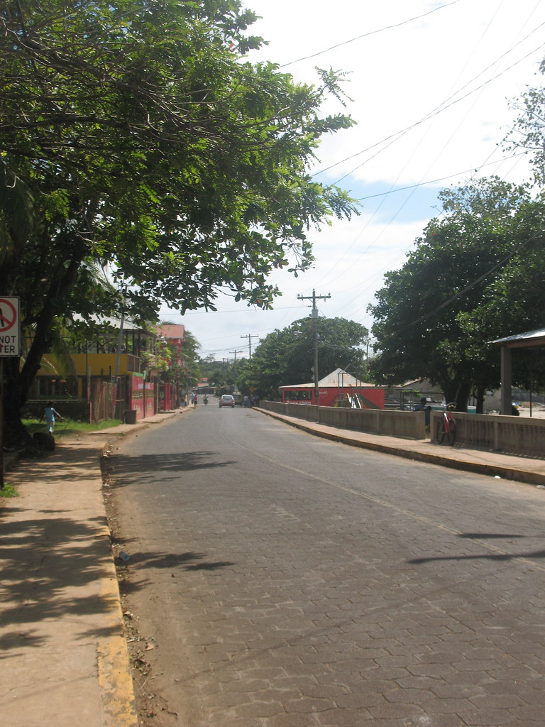 First Impressions in Nicaragua