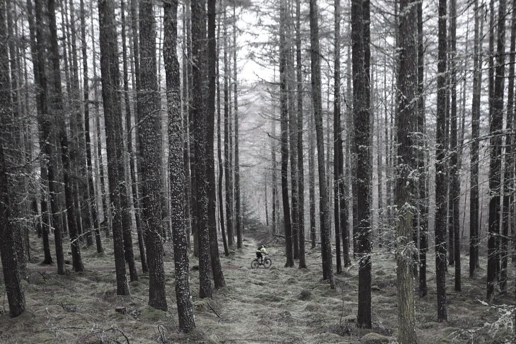 The Strathpuffer 24 hour Mountain Bike race