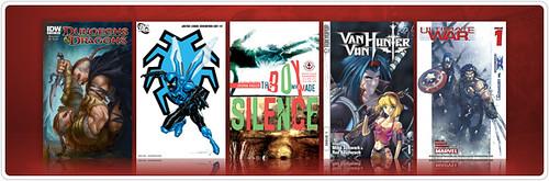 Digital Comics Store Update (19 January 2011)