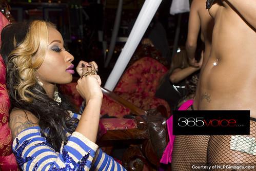 diamond in the strip club