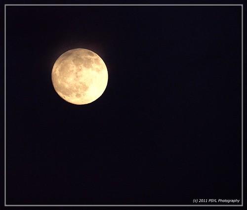 Almost Full Moon