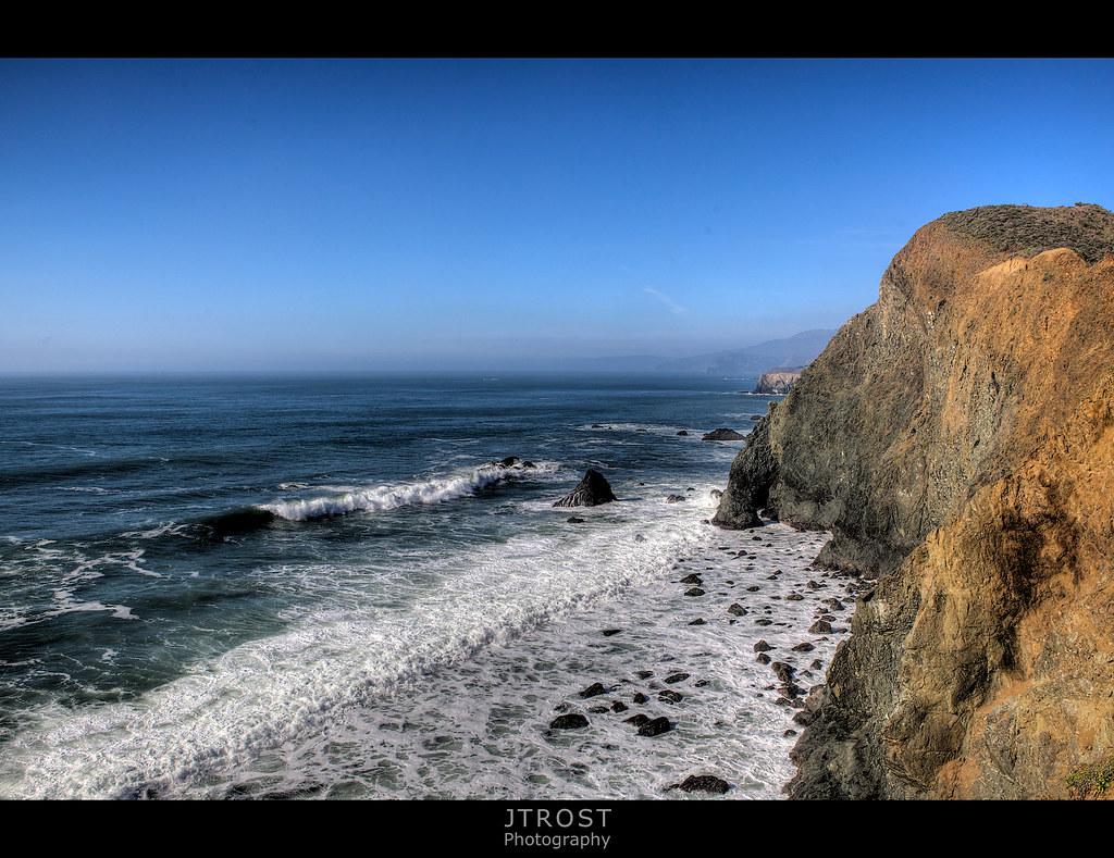 Marin County Coastline