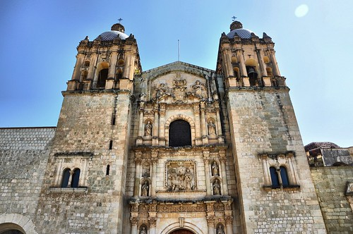 Catedral Santo Domingo, Oax. (07)