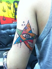 (amazing Tattoo) Tags: tattoo   suntattoo