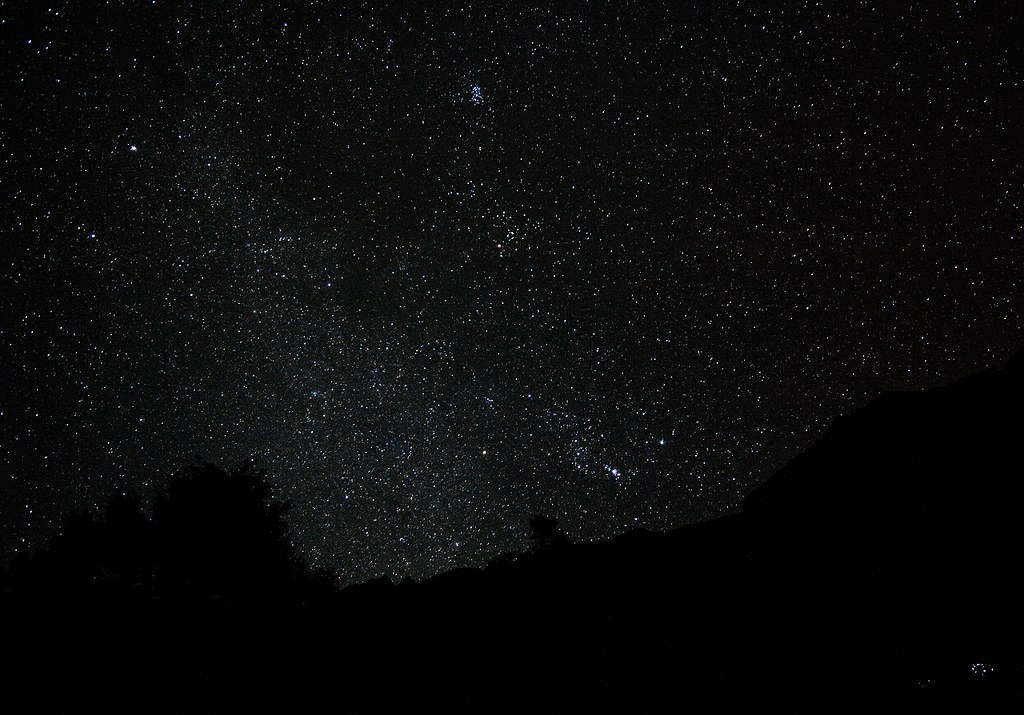 Night Sky from Debuche