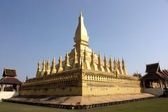 Pha That Luang (20/365)