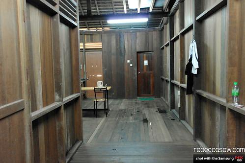 Iban longhouse, sarawak cultural village-3