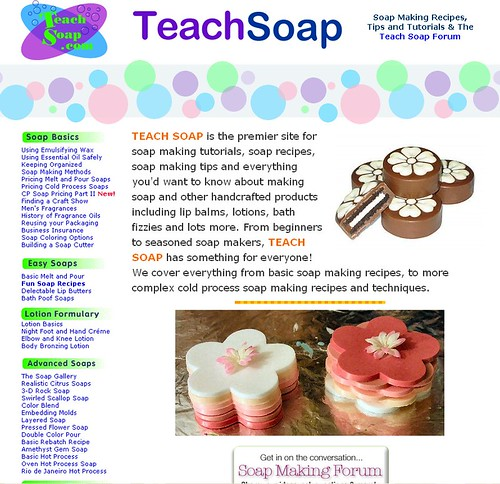 TeachSoap Screen Shot