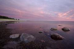 island Aegna / Estonia (hommik) Tags: sunset summer island evening rand saar suvi aegna hommik htu welcometoestonia