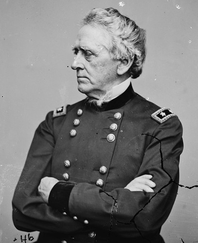 Major General John Adams Dix, USA