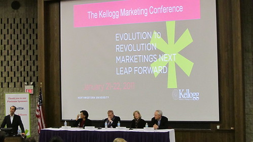 Executive roundtable @ #KMC2011