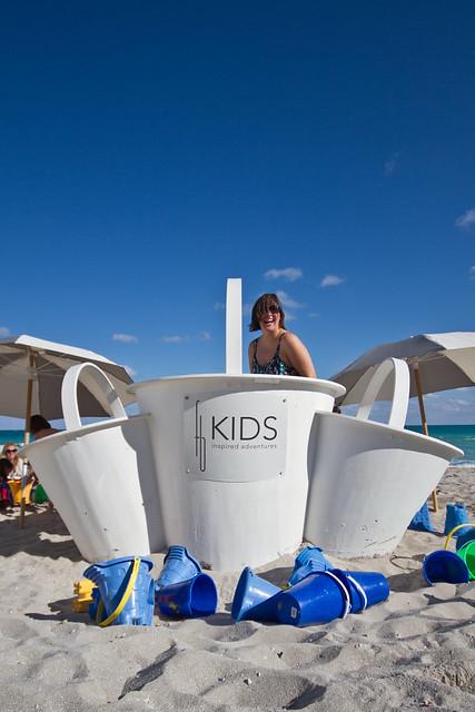 Big Sand Bucket