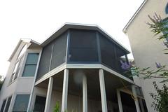 Kay's screen porch