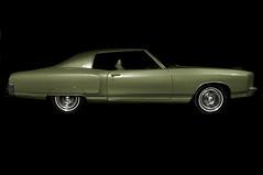 1970 Chevrolet Monte Carlo (Curtis Gregory Perry) Tags: auto black chevrolet car dark toy promo model nikon automobile background mobil plastic chevy motor carlo 1970 monte 70 automvil xe d300 automobil     samochd  kotse  otomobil   hi   bifrei  automobili   gluaisten