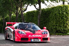 Old but Legendary. (Alex Penfold) Tags: auto camera pink cars alex sports car sport mobile breakfast club canon silver photography eos grey photo cool flickr shot image awesome flash sunday picture fast super f1 spot exotic photograph mclaren spotted hyper supercar goodwood spotting numberplate exotica sportscar lark sportscars supercars gtr penfold spotter 2011 hypercar 60d hypercars alexpenfold