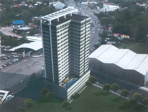 21 Storey INJAP Tower Design Perspective Updates